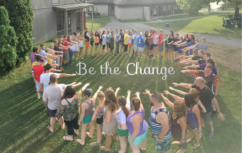 Be The Change 16